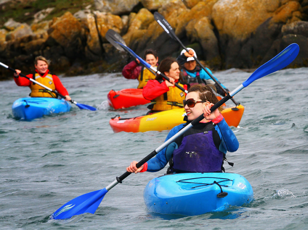 Paddling School: Canoe and Kayak Instruction | Nantahala ...