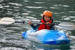 Grace Kayaking in Dalkey (135)