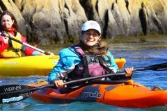Jenny Kayaking in Dalkey (68)