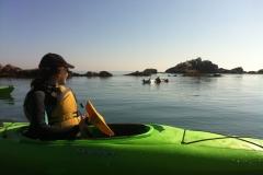 Kayaking-group-sunset6
