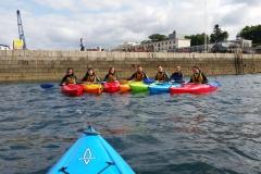 Kayaking-group12
