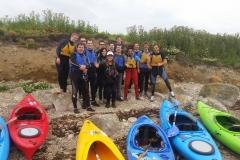 Kayaking-group17