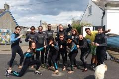 Kayaking-group18