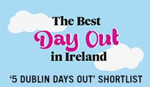 Best Day Out Awards for Kayaking in Dublin