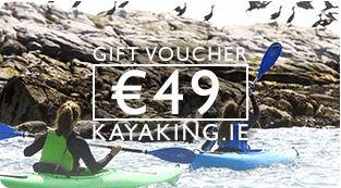 Kayaking Vouchers Dublin - 49